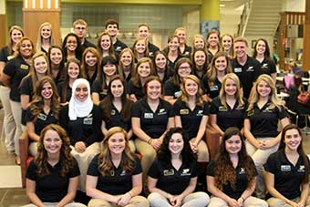 College of Education Ambassadors