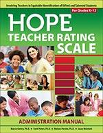 HOPE Publication cover